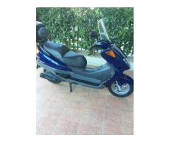 Honda pantheon 125 2T