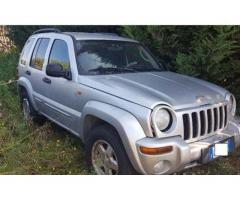 JEEP CHEROKEE 2.8 CRD AUTOMATICA 4X4 -2004