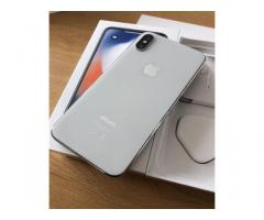 Apple iPhone X 64GB  €350 ,iPhone X 256GB per €380,iPhone 8 64GB €280