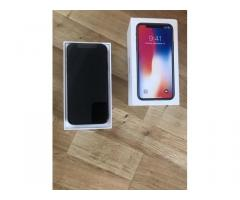Apple iPhone X 64GB per €350 ,iPhone X 256GB per €380,iPhone 8 64GB