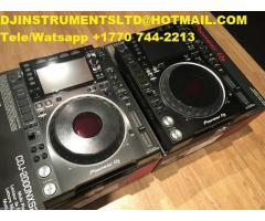 Vendo Pioneer cdj-2000nxs2/ Pioneer xdj-Rx2/ Pioneer cdj-Tour1