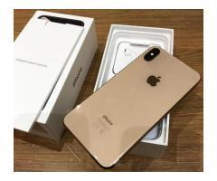 Apple iPhone XS 64GB = €450 ,iPhone XS Max 64GB = €480,iPhone X 64GB