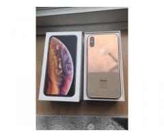 Apple iPhone Xs 64gb €429 iPhone Xs Max 64gb €459