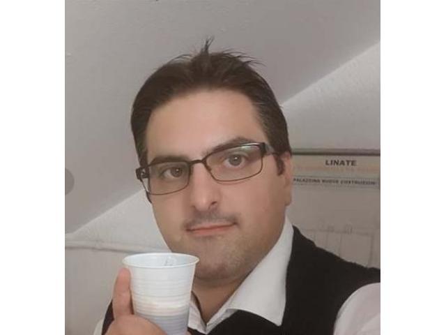 Relazione seria - uomo 32enne
