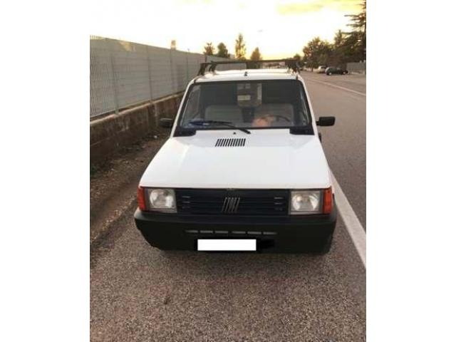 Panda 4x4 van