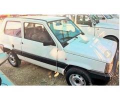 Panda 4x4 anno 1996, 160.000 km