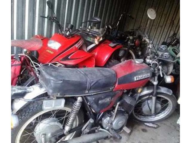 Motobi 125 CC - 2C Bicilindrico