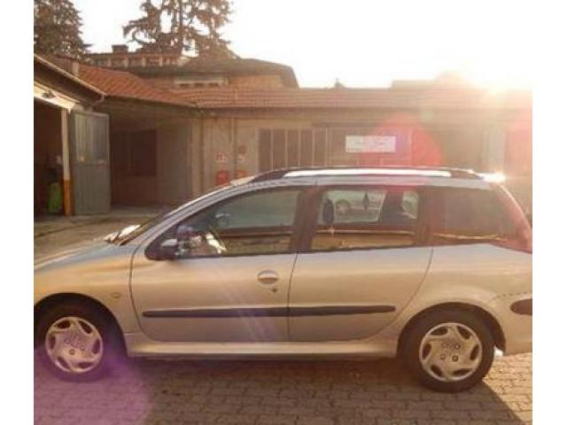 Peugeot 206 1.4 Hdi Station Wagon