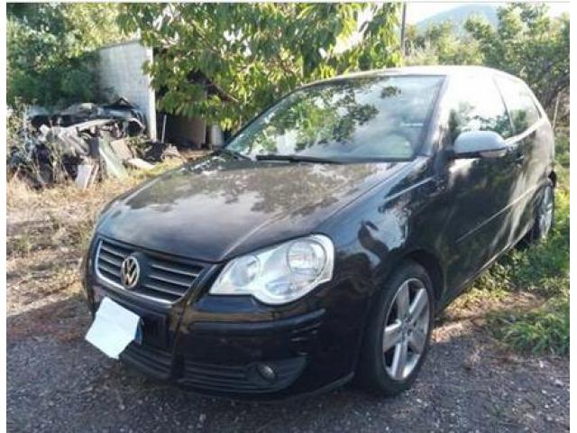 VW Polo 1.4tdi