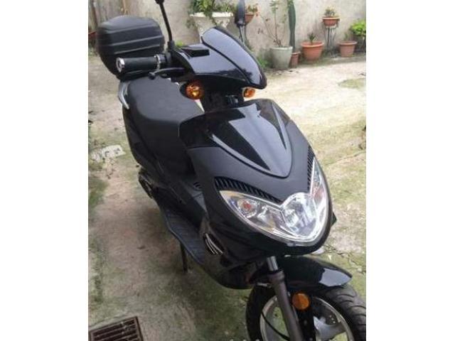 Scooter elettrico 300 km