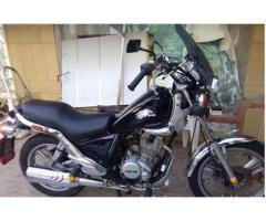 Honda custom 125cc