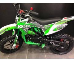 Cross pitbike 50cc kxd 702* - 2019