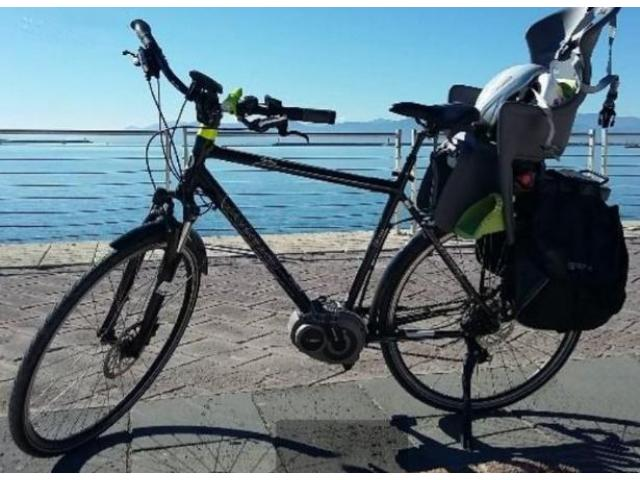 Bici elettrica Atala bosch b-free 28