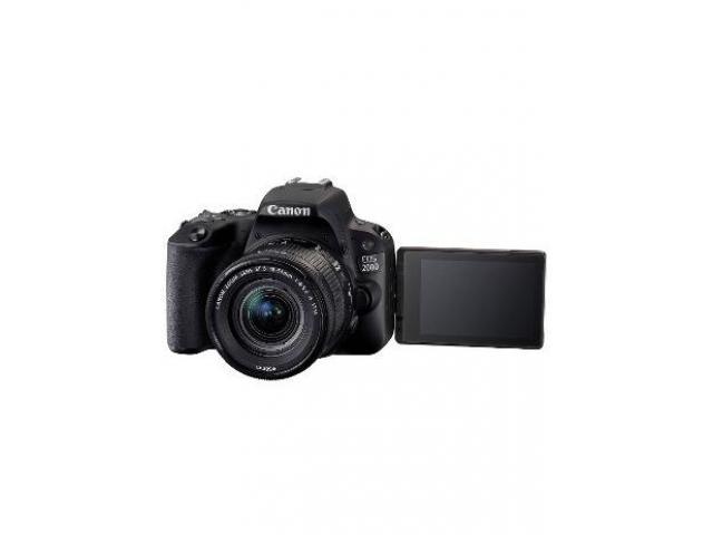 Canon Eos200D usata pochissimo