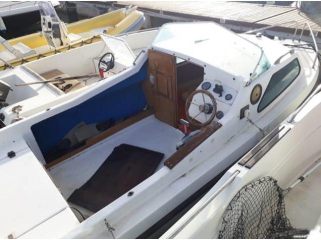 Jet-craft Nova barca 6 posti