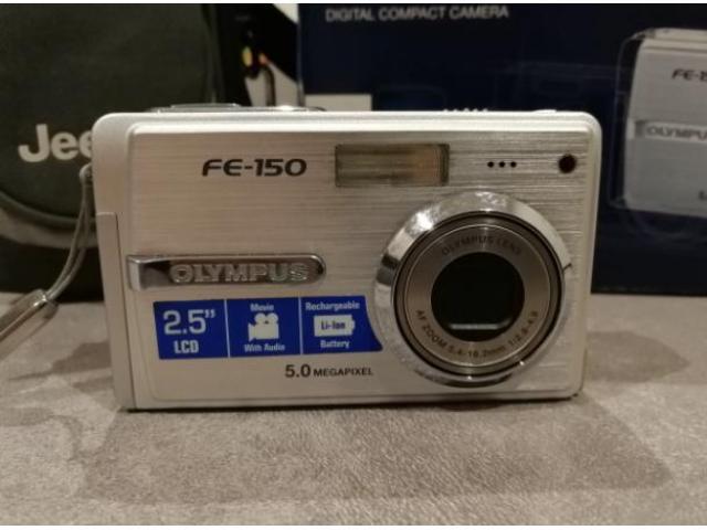 Macchina digitale Olimpus FE-150