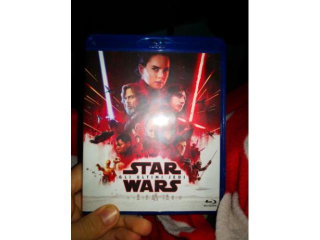 Blu-ray Star Wars 8:Gli Ultimi Jedi