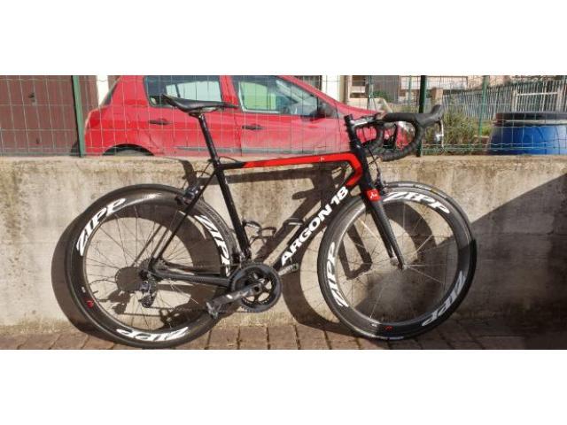 Bici argon gallium