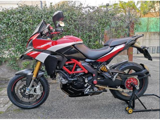 Ducati Multistrada 1200 S Pikes Peak 2012
