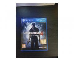 Uncharted 4 - La fine di un ladro PS4
