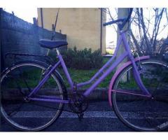 Bicicletta da passeggio donna misura 26