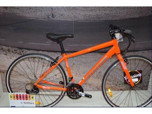 Cannondale fitness bike alloy 700 cc tg.m