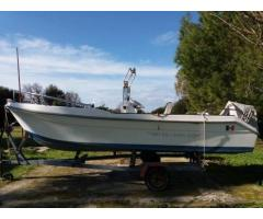 Barca lady 550