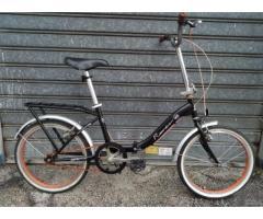 """Bicicletta 20"""" pieghevole Romeo PERFETTA"""
