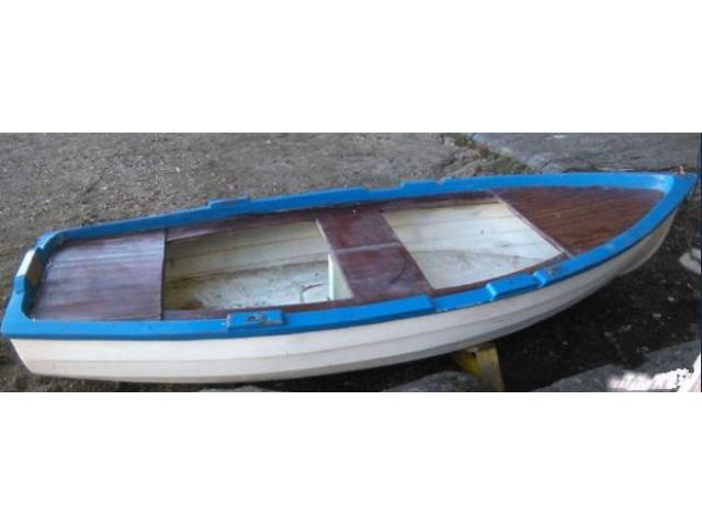 Barca quasi 4 mt ideale per la pesca sotto costa