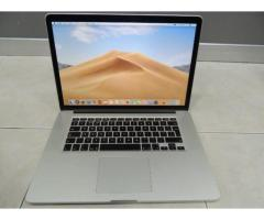 Macbook pro A1398 I7-4870HQ 16GB RAM 500GB SSD