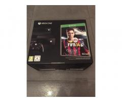 Xbox One Console + Kincet Day One Edition Fifa 14 Pal Nuovo Sigillata