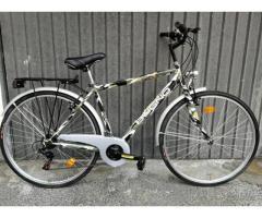 "Bici Trekking Uomo AMU28221C 28"" 21V Acciaio Bugno"