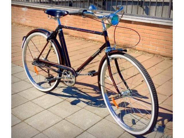 Bicicletta con 3 rapporti nuova - Sconto 60%