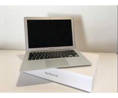 Macbook Air 13 i5 8GB 256 ssd - early 2015