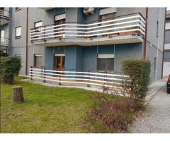 Ruda: ampio appartamento piano terra con garage