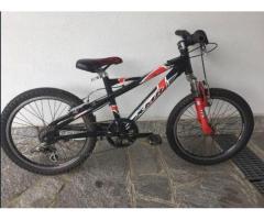 Bicicletta mountainbike bimbo
