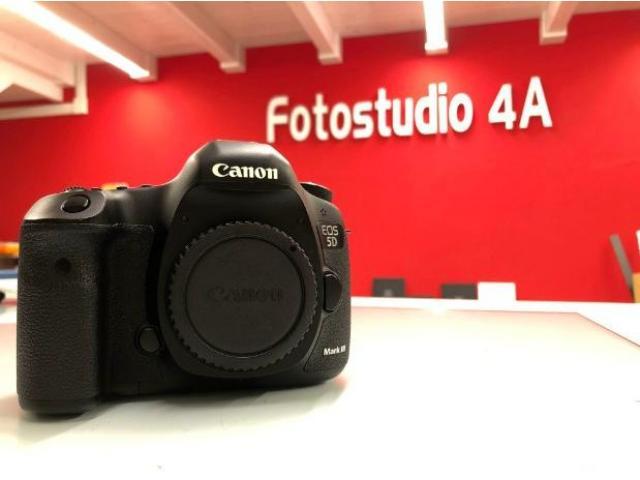 Reflex Canon EOS 5D markIII