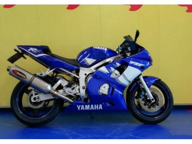 YAMAHA YZF R6 Finanziabile - blue - 37000