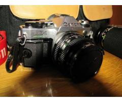 Reflex Canon AE-1 Program