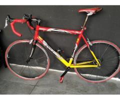 Bici d corsa shockblaze tg.l