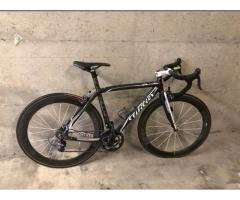Bici corsa carbonio