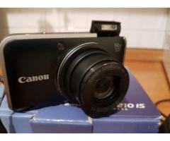 CANON Power Shot SX 210 IS Fotocamera Digitale