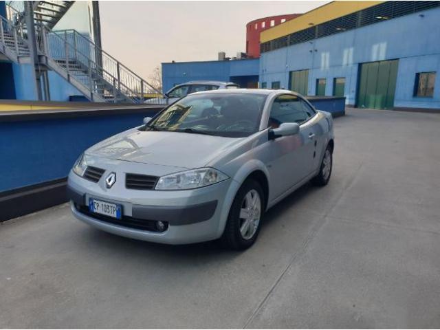 Megane cabrio/coupé 1.9 dci Luxe 98.000km