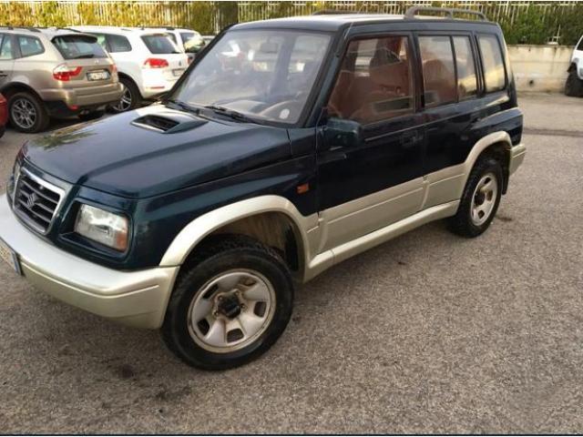 Suzuki vitara 2.0 tdi 95 cv