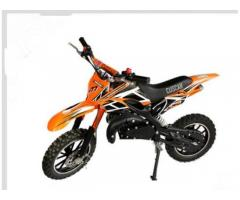 Mini cross Freedom 50cc 2T 10 pollici NUOVO