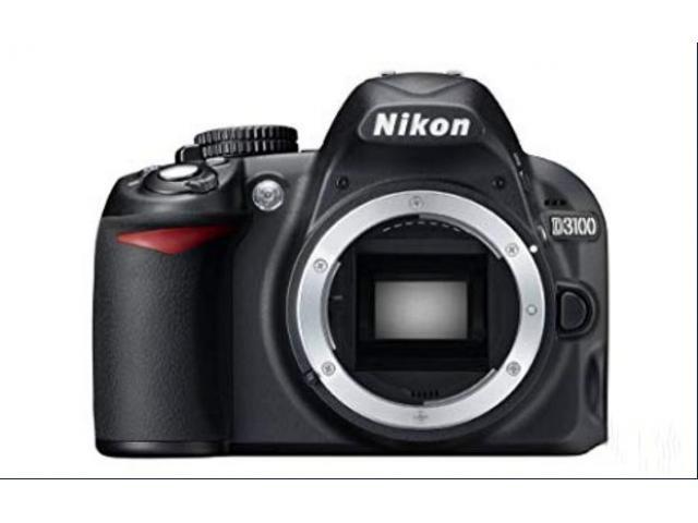 Nikon d3100 d 3100 Nikon 18-200 VR
