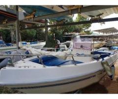 Barca open mt 6.50 SENZA MOTORE
