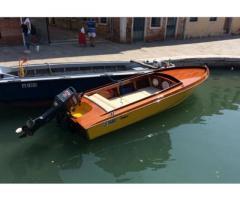 Cofano barca
