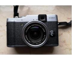 Macchina fotografica mirrorles Fuji X20