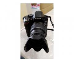 Fotocamera reflex Nikon D5200+ kit18/55